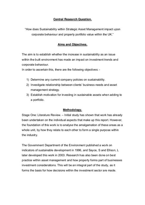 dissertation aims and objectives dissertation components mfacourses538 web fc2