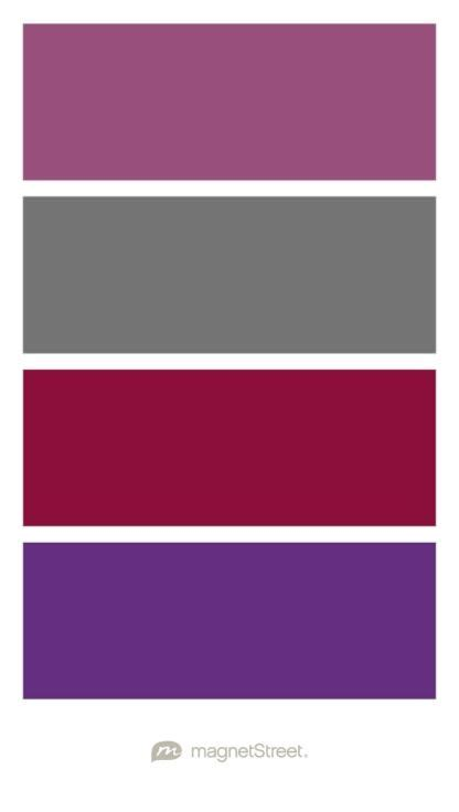 what color is mulberry mulberry charcoal burgundy and plum wedding color