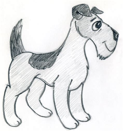 draw cartoon dog easily  effortlessly