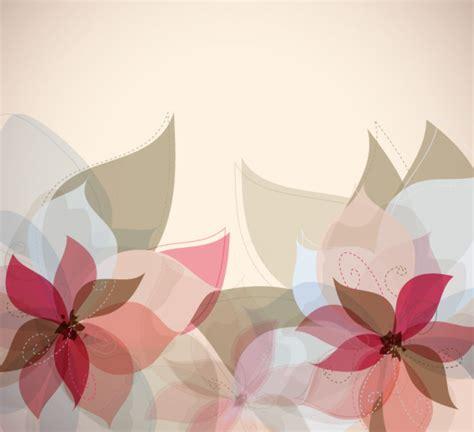 romantic flower background vector vector flower free vector free floral abstract background vector illustration free