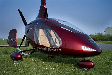 Cavalon Gyrocopter   Light Aircraft DB & Sales