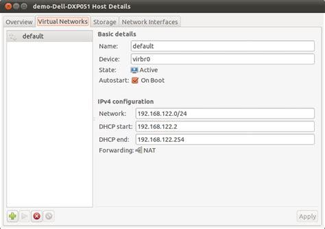 configuring a new ubuntu 11 04 kvm virtual network configuring a new ubuntu 11 04 kvm virtual network