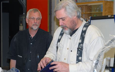don williams woodworker wood finishing legend visits dctc dctc news