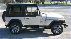 1993 jeep wrangler yj 4 0 high output 6 cyl 5 speed manual for sale photos technical