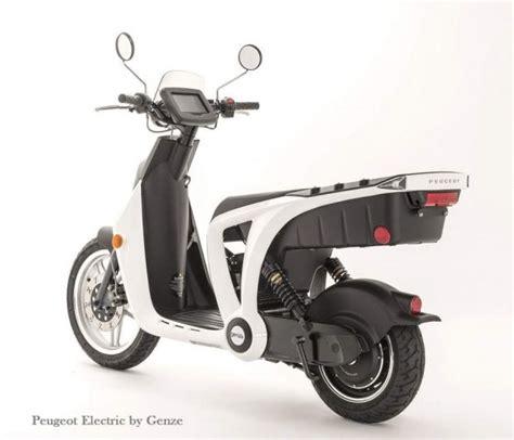 peugeot electric scooter peugeot electric scooter by genze bikes doctor