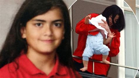 Michael Jackson Names Blanket by Blanket Jackson In 2015 Photos Of Mj S All Grown Up
