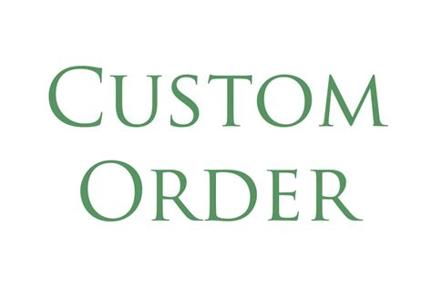 Handmade To Order - custom order service poshland knives