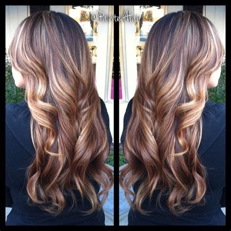 ombre hair for brunettes colorful ombre hair tumblr