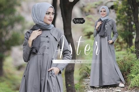 Dress Casual Box Blue Dress Anak Cakep Banget open po aster by hd jual busana muslim