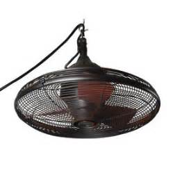 Portable Gazebo Ceiling Fan Allen Roth Valdosta 20 In Rubbed Bronze Outdoor