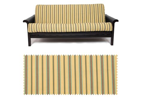 stripe futon cover sunny isles stripe futon cover buy from manufacturer and