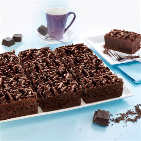 brownies kuchen brownie kuchen vorgeschnitten kaufen horeca edna de