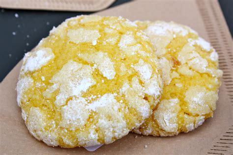 lemon cookies recipe dishmaps
