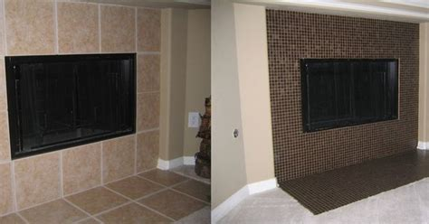 how to replace fireplace tile step by step how to remove and replace fireplace tile surround lots of really
