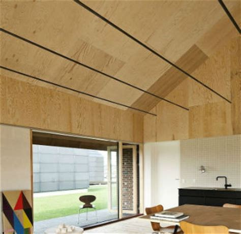 Marine Ply Ceiling by Bbi Wood Products Inspiration