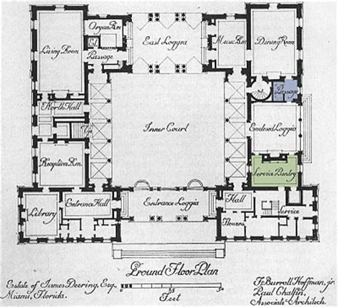 vizcaya floor plan floor plan architect design vizcaya the pantries