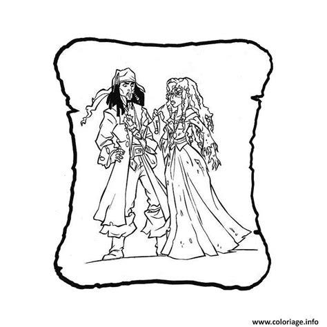 Coloriage Famille Pirate Dessin Coloriage Magique Pirate L
