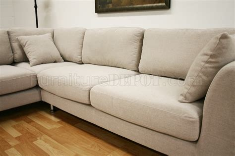 sectional sofa with removable cushions twill fabric modern sectional sofa sterling