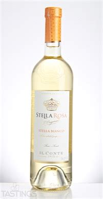 stella rosa nv bianco semi sweet wine italy italy wine