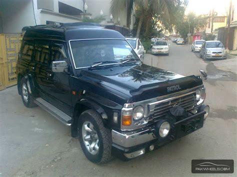 nissan pakistan nissan patrol 2002 for sale in pakistan