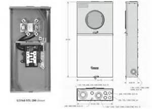 milbank 200 meter socket wiring diagram milbank free engine image for user manual
