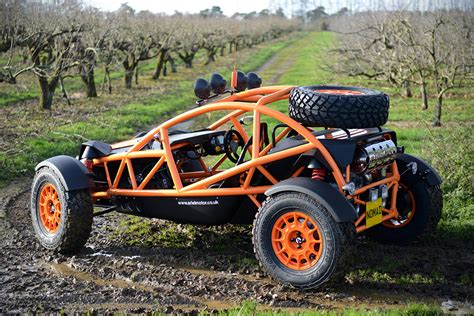 nomad road car ariel nomad offroad vehicle hiconsumption