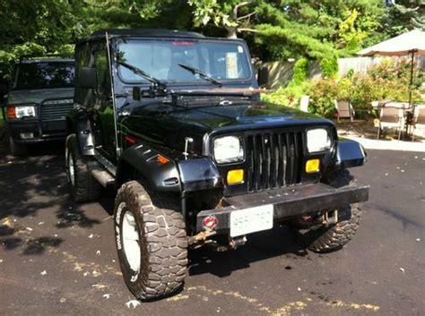 1992 Jeep Wrangler Gas Mileage Find Used 1992 Jeep Wrangler S Sport Utility 2 Door 2 5l