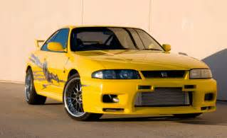 Nissan Fast Fast And Furious Nissan Skyline May End Up In The Crusher