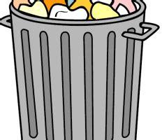gambar kartun tempat sampah kumpulan gambar menarik