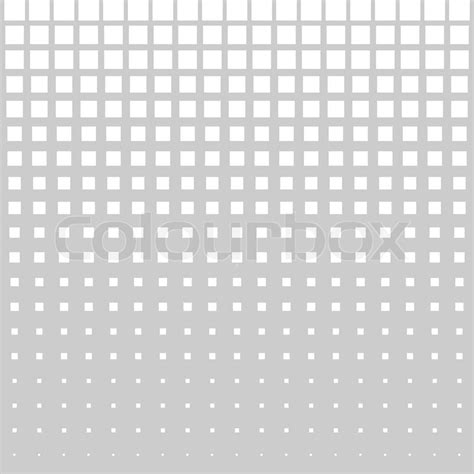 square dot pattern vector abstract halftone square dot background vector