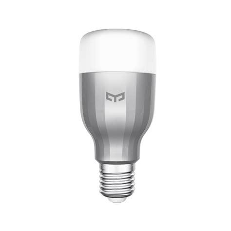 Led Xiaomi xiaomi yeelight led smart bulb colorful edition