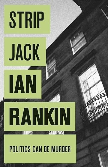 strip jack a rebus strip jack ian rankin