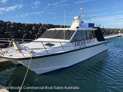 boat sales yeppoon qld nev brooks commercial boat sales australia qld yeppoon