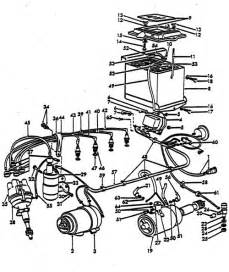 Ford 2000 Tractor Parts Diagram 1970 Ford 2000 Tractor Wiring Diagram Get Free Image