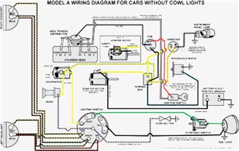 1926 model t wiring diagram t free printable wiring schematics
