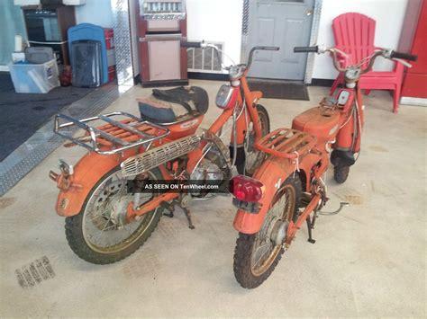 image 1966 honda 90 motorcycle