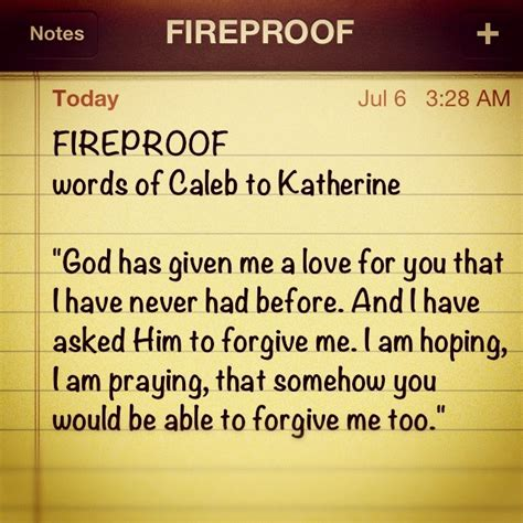 fireproof quotes quotes from fireproof the quotesgram