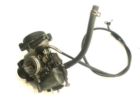 Yamaha Virago 750 Carburetor Diagram