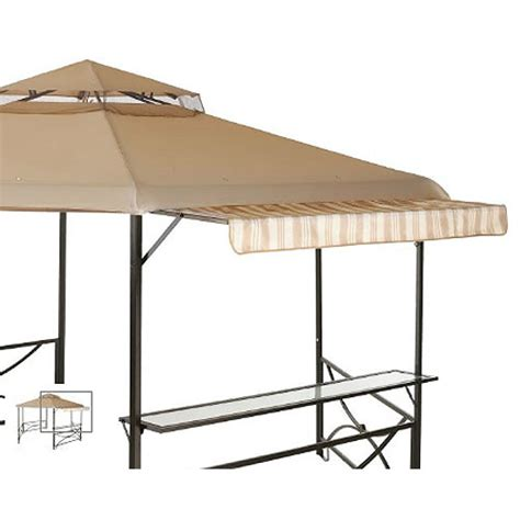 replacement canopy  dover gazebo garden winds