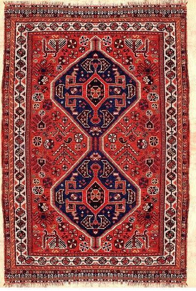 tappeto shiraz i tappeti annodati a mano il mercante di tappeti