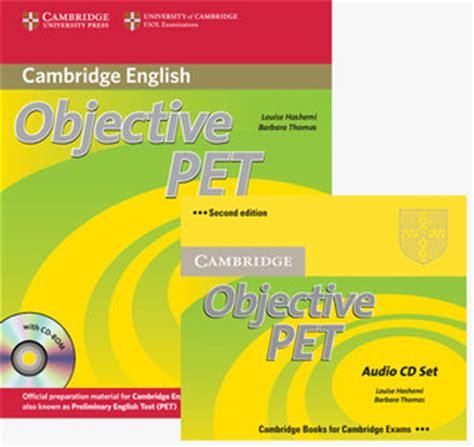objective pet students book objective pet 2nd edition cambridge university press spain