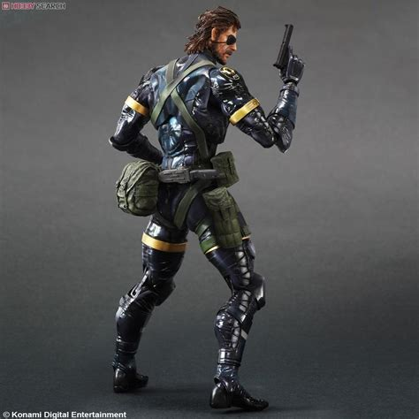 figure metal gear new articulated figure metal gear solid v ground zeroes