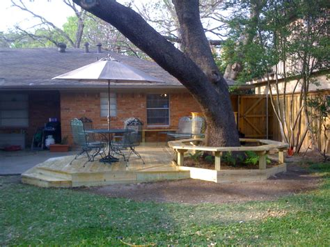 backyard of house a backyard deck can enhance the look of your house while adding to its value fences