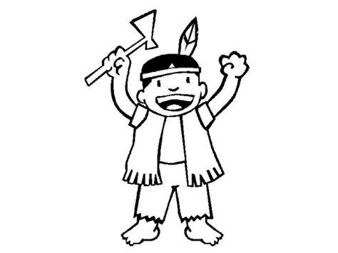 imagenes para colorear indigenas menino 205 ndio colorir desenhos