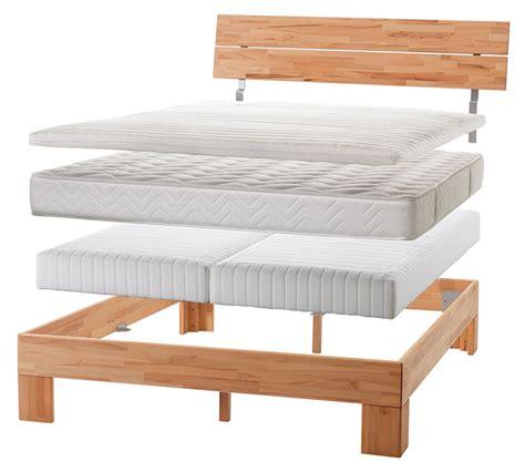 Futonbett Niedrig by So Bauen Sie Ihr Normales Bett Zu Einem Boxspringbett Um