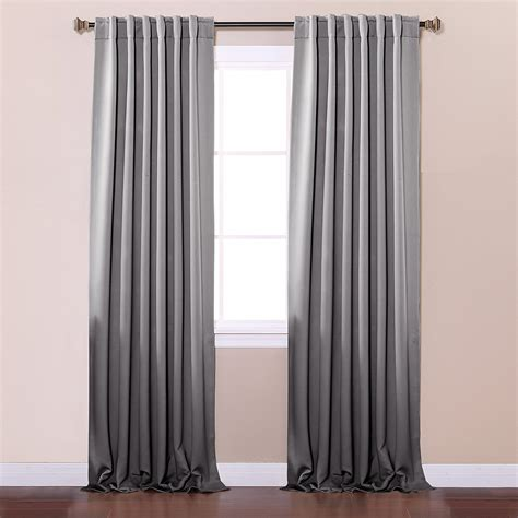 cheap black out curtains living room cheap white thermal blackout curtains with