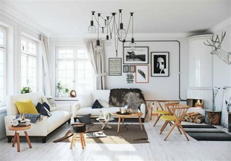 wohnzimmer skandinavisch skandinavisch wohnen 50 schicke ideen innendesign m 246 bel