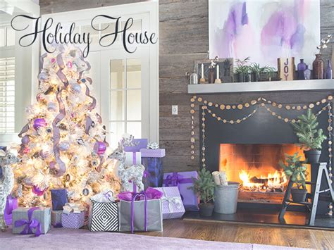 hgtv holiday home decorating tips chicago real estate