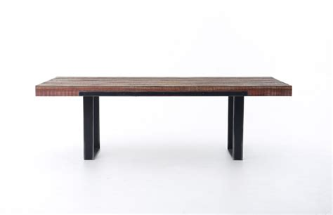 84 dining table graham 84 quot dining table industrial home