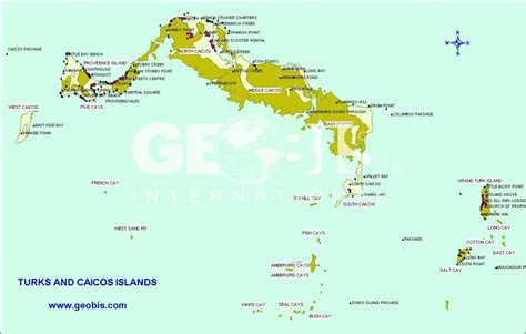 turks and caicos world map turks and caicos islands digital maps turks and caicos
